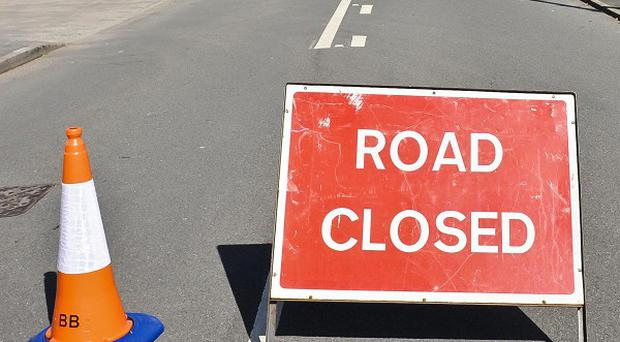 A passenger and two riders died in the crash on the A61 at Wingerworth near Chesterfield