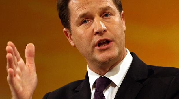Nick Clegg is to push the case for a statutory register of lobbyists and a mechanism to sack rule-breaking MPs