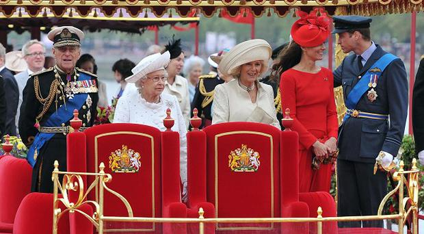 Members of the Royal family are to attend a service at Westminster Abbey marking the 60th anniversary of the Queen's coronation