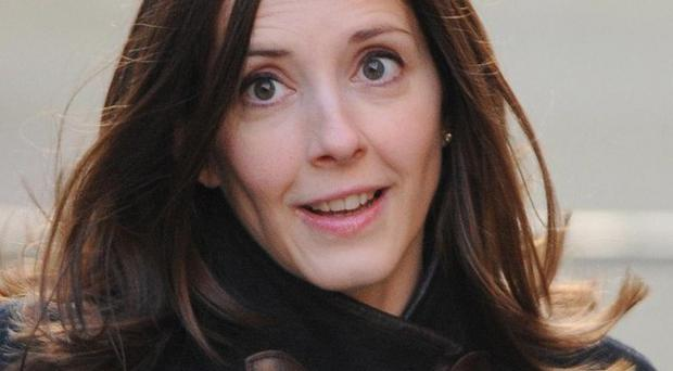 Carine Patry Hoskins was paid almost 220,000 pounds for her work on the Leveson Inquiry