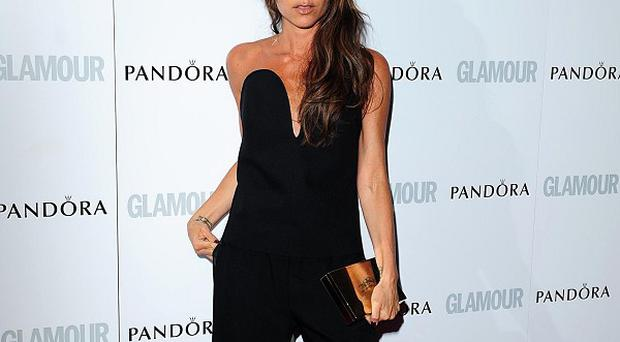 Victoria Beckham at the 2013 Glamour Women of the Year Awards in Berkeley Square, London