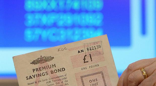 44 million pounds worth of Premium Bonds prizes are still unclaimed