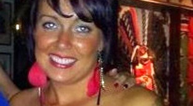 Karina Menzies was killed by hit-and-run driver Matthew Tvrdon in Cardiff in October (South Wales Police/PA