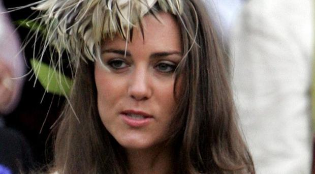 A policeman who sold information about Kate Middleton to the Sun has been jailed