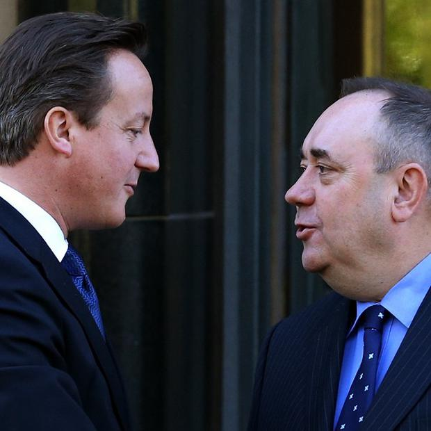 David Cameron and Alex Salmond are making the case on either side of the independence debate