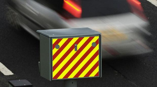 Almost 1,000 drivers are being snapped by speed cameras every week across Northern Ireland