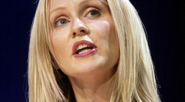 Esther McVey said the PIP has been designed 'to update our thinking on mental health'