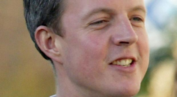 MP Nick Boles has condemned an explosion at a Conservative Party office in Lincolnshire