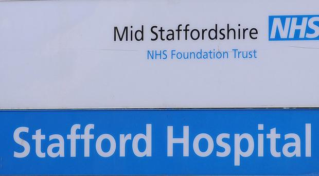Hundreds of deaths at scandal-hit Stafford Hospital are being examined by police