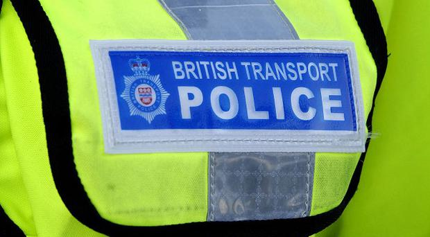 British Transport Police have appealed for witnesses to the incident on a train near Brighton on May 26