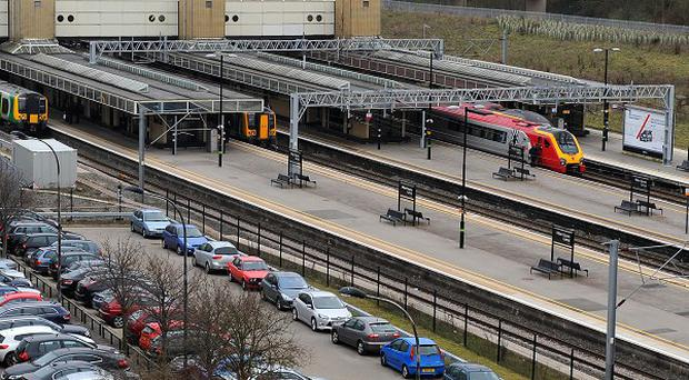 Network Rail has been told to cut its costs and increase punctuality