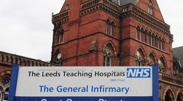 The decision to close the children's heart unit at Leeds General Infirmary sparked a wave of protest
