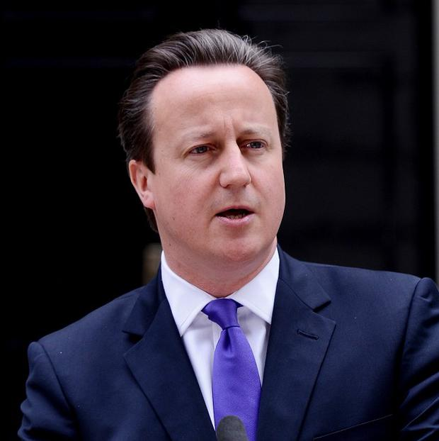 Prime Minister David Cameron said clashes between police and protesters in Turkey are 'concerning'
