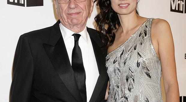 Media mogul Rupert Murdoch has filed for divorce from wife Wendi Deng, a News Corp spokesman confirmed