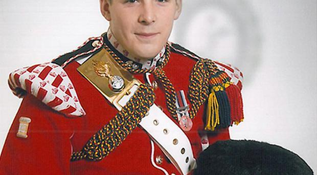 A woman from Hampshire has been sentenced for posting racist messages on Facebook following the murder of Drummer Lee Rigby (MoD/PA)