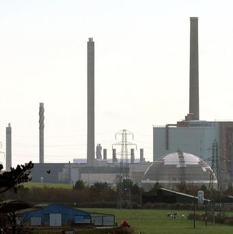 Nuclear firm Sellafield sent bags of radioactive waste to a landfill site