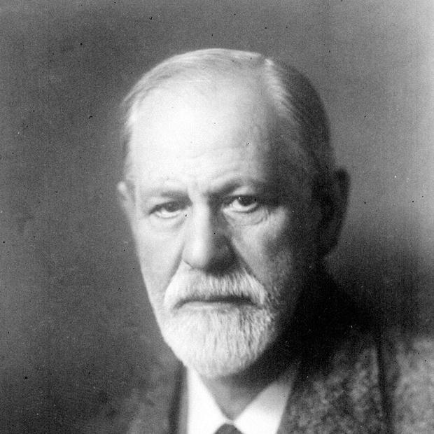 Austrian neurologist Sigmund Freud fled to the UK to escape Nazi persecution