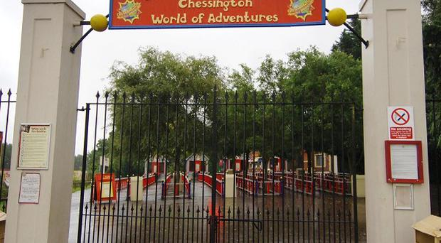 Thirty-nine people were trapped on a ride at Chessington World of Adventures