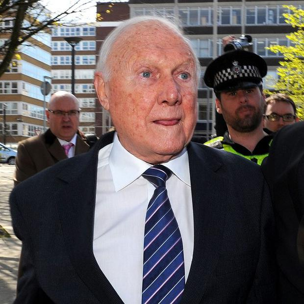 Stuart Hall admitted the indecent assault of 13 girls