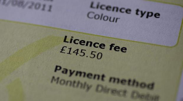 TV Licensing said more than 400,000 people were caught last year watching TV without a licence