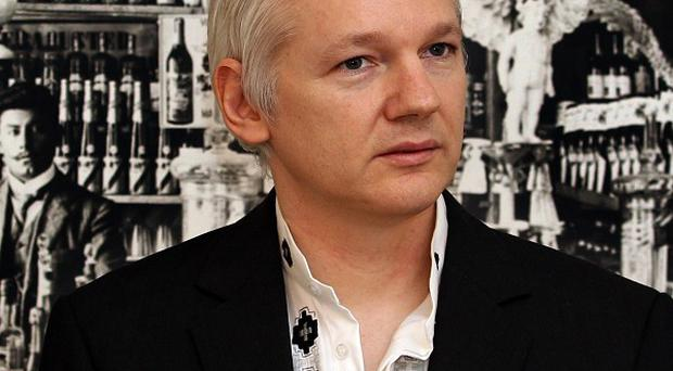 WikiLeaks founder Julian Assange has been at the Ecuadorian Embassy in London for a year