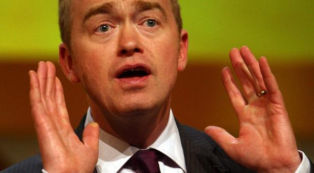 Tim Farron has asked the Speaker of the House of Commons for an urgent question to be tabled