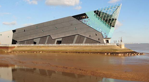 Hull, which has attractions including The Deep, has been named on the City of Culture shortlist