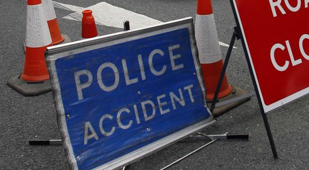 Police at are the scene of a 'very serious' accident near a South Wales primary school