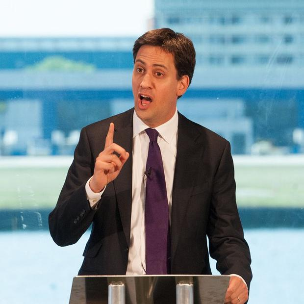 Ed Miliband is set to address the Labour's National Policy Forum in Birmingham