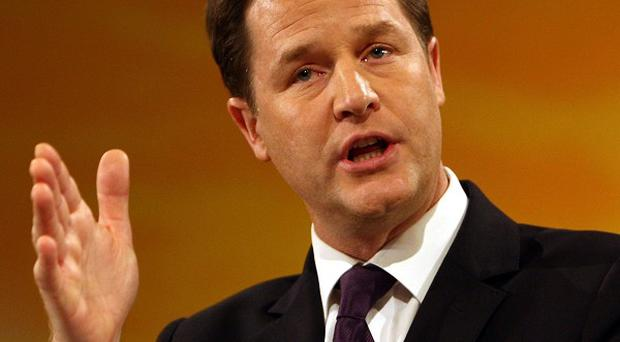 Nick Clegg said the next Liberal Democrat manifesto will spell out the policies the party will be prepared to 'die in a ditch' to implement