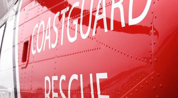 Thames Coastguard said a passenger ferry struck a quay and started to let in water
