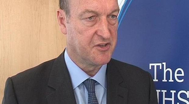 Mike Farrar was in charge of North West Strategic Health Authority at the time of the failings at Morecambe Bay