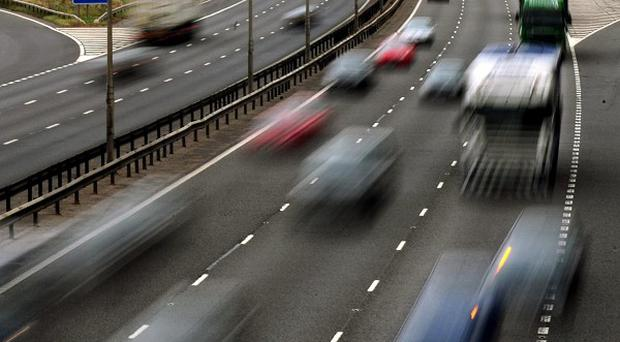 Twenty-five of the 51 police forces in Britain issued a total of 492,479 fixed penalty notices for speeding last year