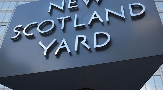 Police are investigating a murder at a hostel in Whitechapel