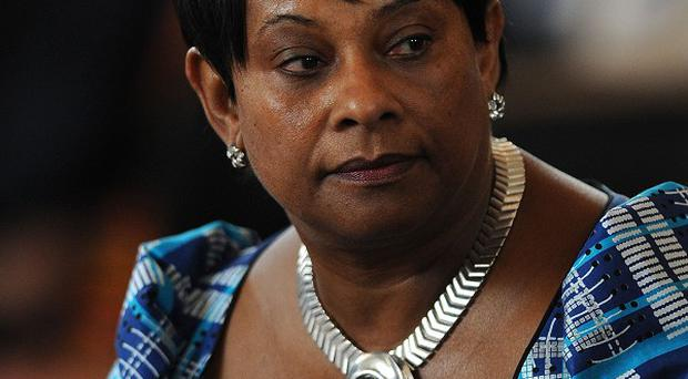 Doreen Lawrence is due to meet Home Secretary Theresa May