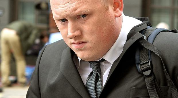 David Ribchester pleaded guilty to fraud by false representation at the court last month