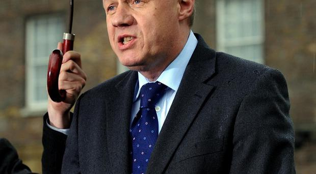 Damian Green will unveil a shakeup of the justice system including digital moves for courts