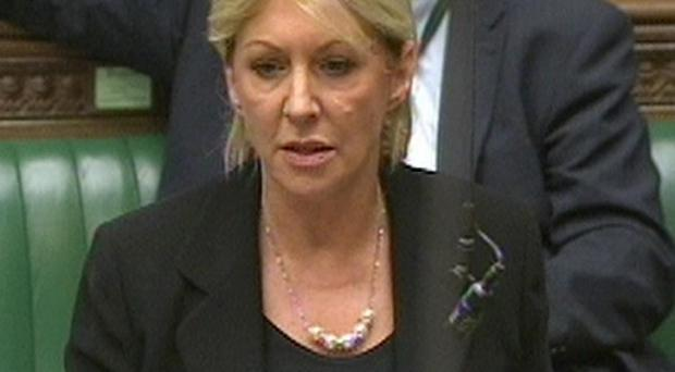 Conservative backbencher Nadine Dorries has launched a campaign against the expenses system