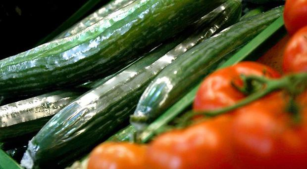 About a third of all food produced around the world is estimated to be wasted