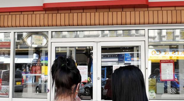 It is the seventh round of industrial action by Post Office staff since Easter