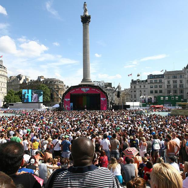 Revellers will descend on the capital for Pride in London