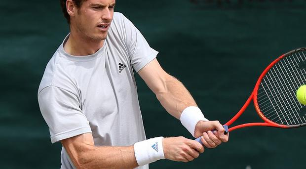 Andy Murray faces Mikhail Youzhny on Monday