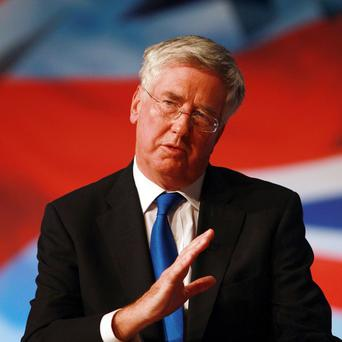 Michael Fallon has insisted that there will be no 1970s-style industrial blackouts in the UK