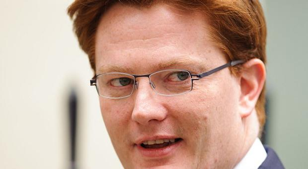 Liberal Democrat MPs will not attend Parliament to discuss the EU Referendum Bill, Danny Alexander has said