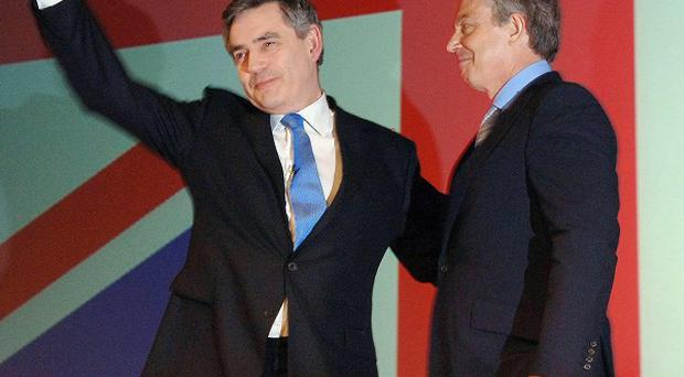 The former Labour government, under Gordon Brown and his predecessor Tony Blair, left a legacy of an improved public sector, academics said