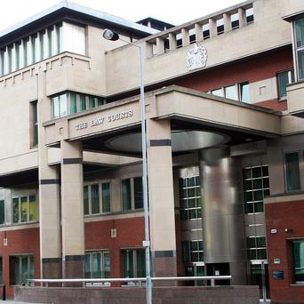 John Bush appeared at Sheffield Crown Court