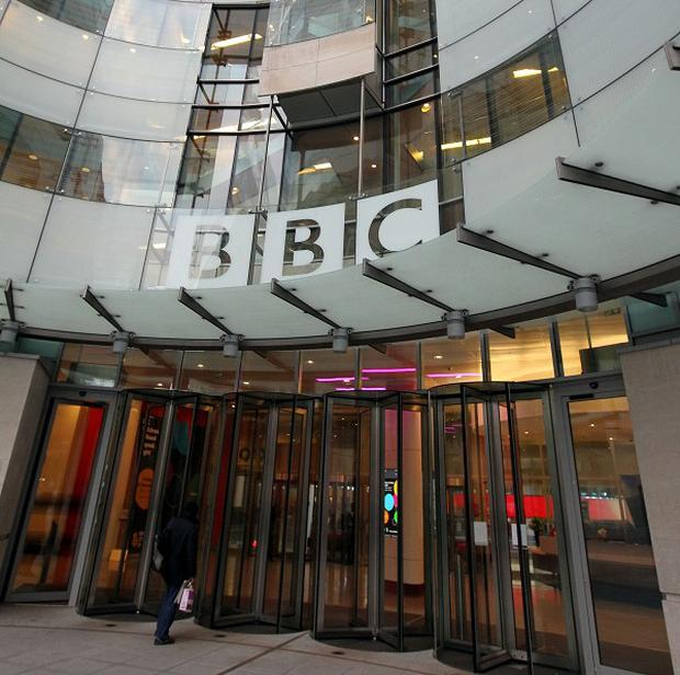A report says that in a three-year period up to December, the BBC spent 25 million pounds on severance payments for 150 high-ranking staff