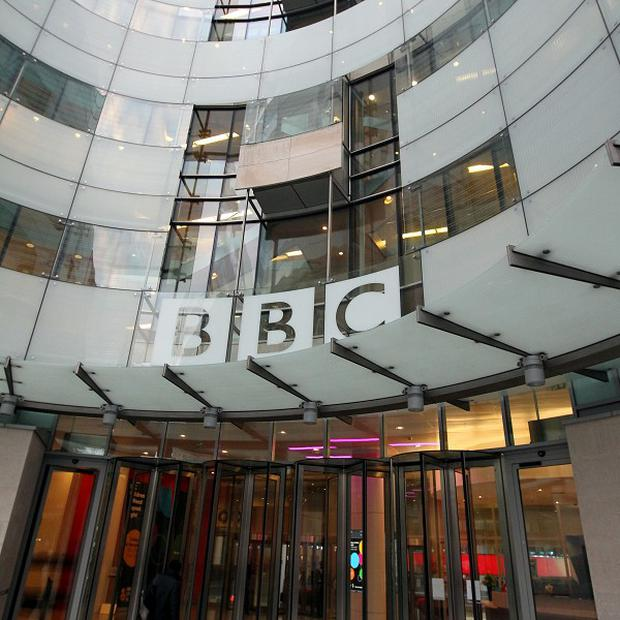 In a three-year period up to December, the BBC spent 25 million pounds on severance payments for 150 high-ranking staff