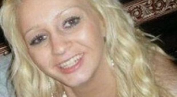 Linzi Ashton 25, was found murdered at her home in Winton, Salford