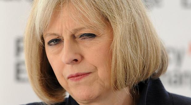 Theresa May is expected to announce a fresh consultation on stop-and-search powers